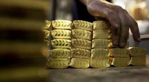 Les réserves d'or dans le monde